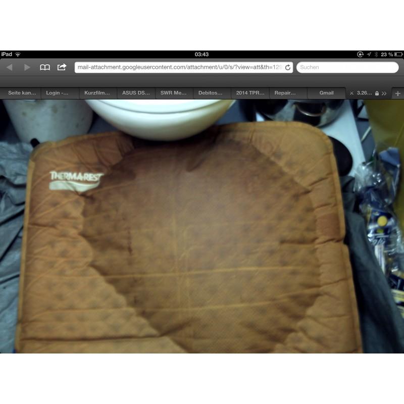Tuotetta Therm-a-Rest - ProLite Plus - Retkipatja koskeva kuva 2 käyttäjältä Holger