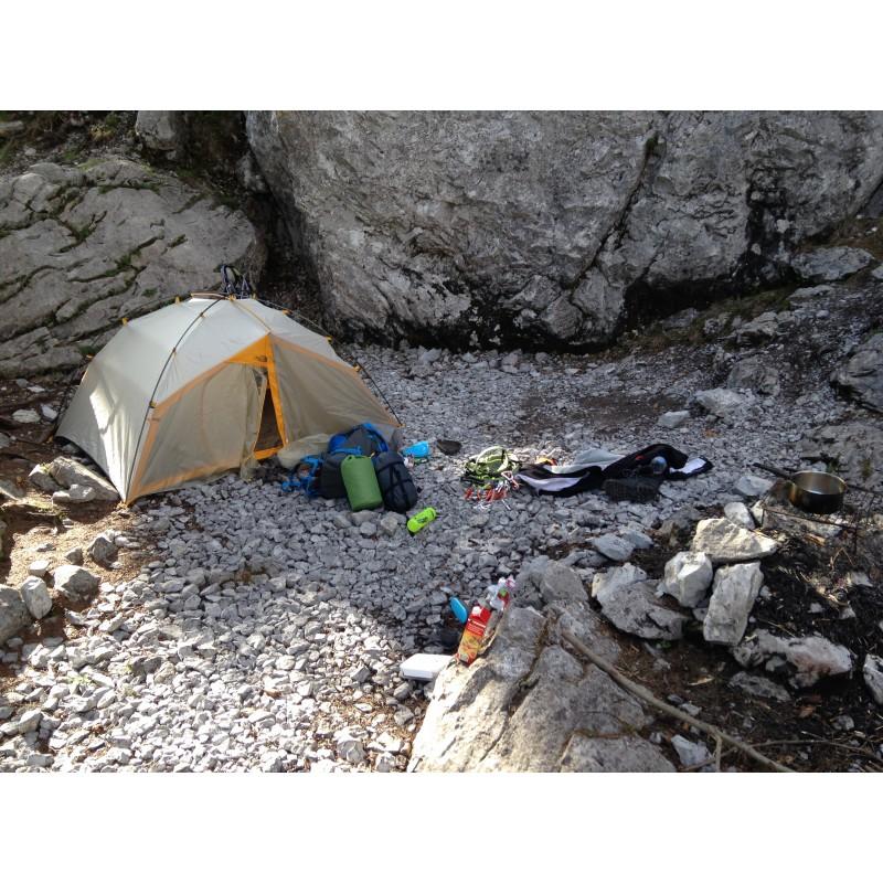 Tuotetta Therm-a-Rest - Trail Lite - Retkipatja koskeva kuva 1 käyttäjältä Marc