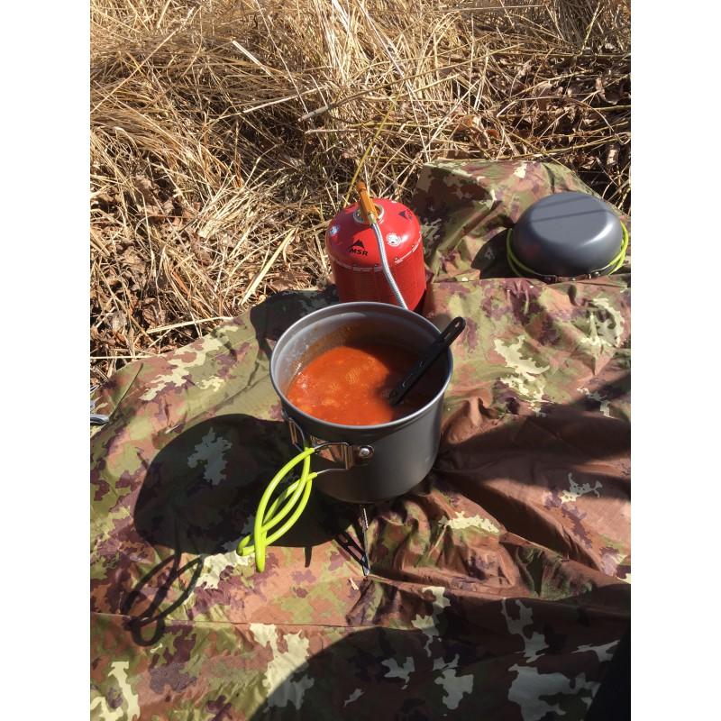 Tuotetta Urberg - Cooking Set - Kattila koskeva kuva 1 käyttäjältä Stefan