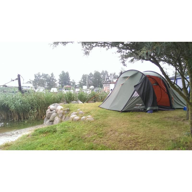 Tuotetta Vango - Omega 600XL - 6 hlön teltta koskeva kuva 1 käyttäjältä Gustav