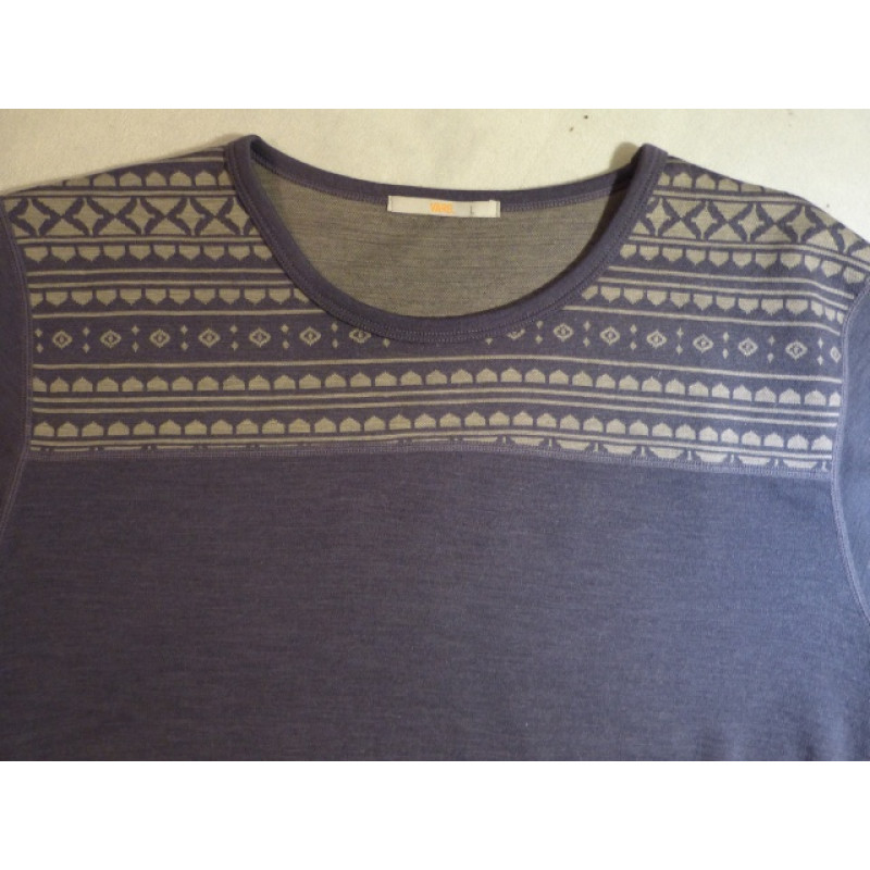 Tuotetta Varg - Blanktjärn Wool Jersey - Merinovilla-alusvaatteet koskeva kuva 1 käyttäjältä Andreas