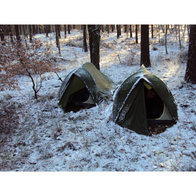 Tuotetta Vaude - Hogan Ultralight Argon - 1-2 henkilön teltta koskeva kuva 2 käyttäjältä Florian