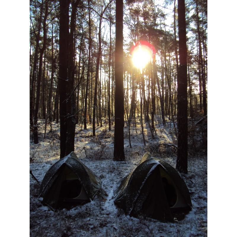 Tuotetta Vaude - Hogan Ultralight Argon - 1-2 henkilön teltta koskeva kuva 1 käyttäjältä Florian