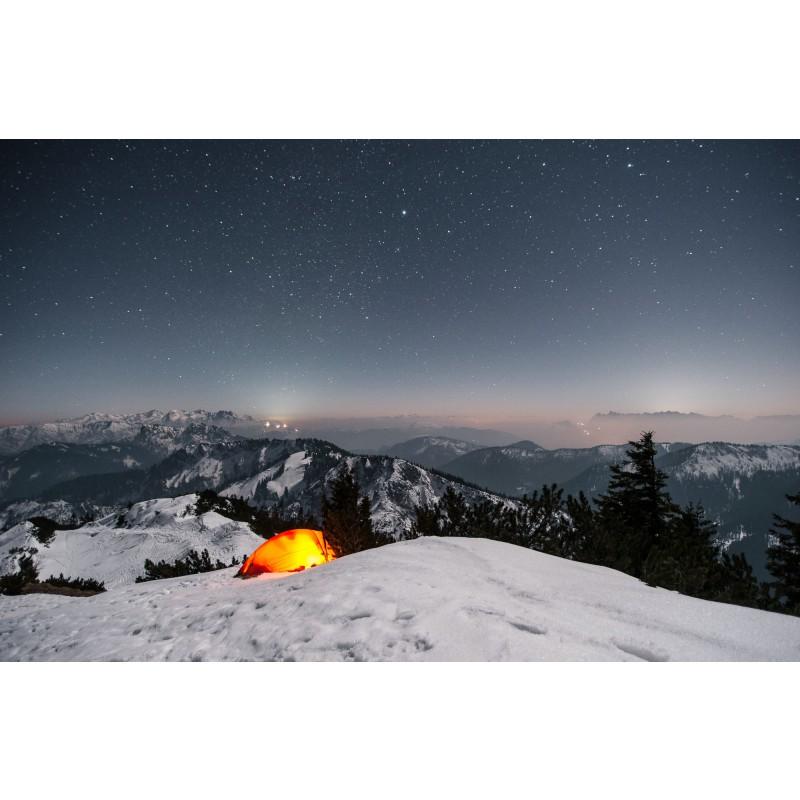 Tuotetta Vaude - Hogan Ultralight Argon - 1-2 henkilön teltta koskeva kuva 1 käyttäjältä Tomas