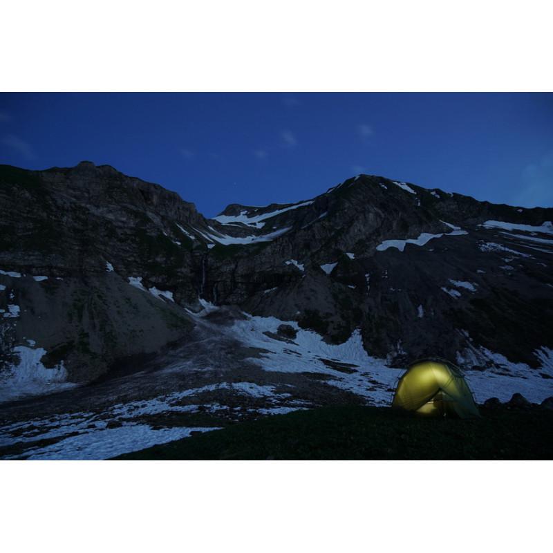 Tuotetta Vaude - Power Lizard SUL 1-2P - 1 henkilön teltta koskeva kuva 1 käyttäjältä Andreas