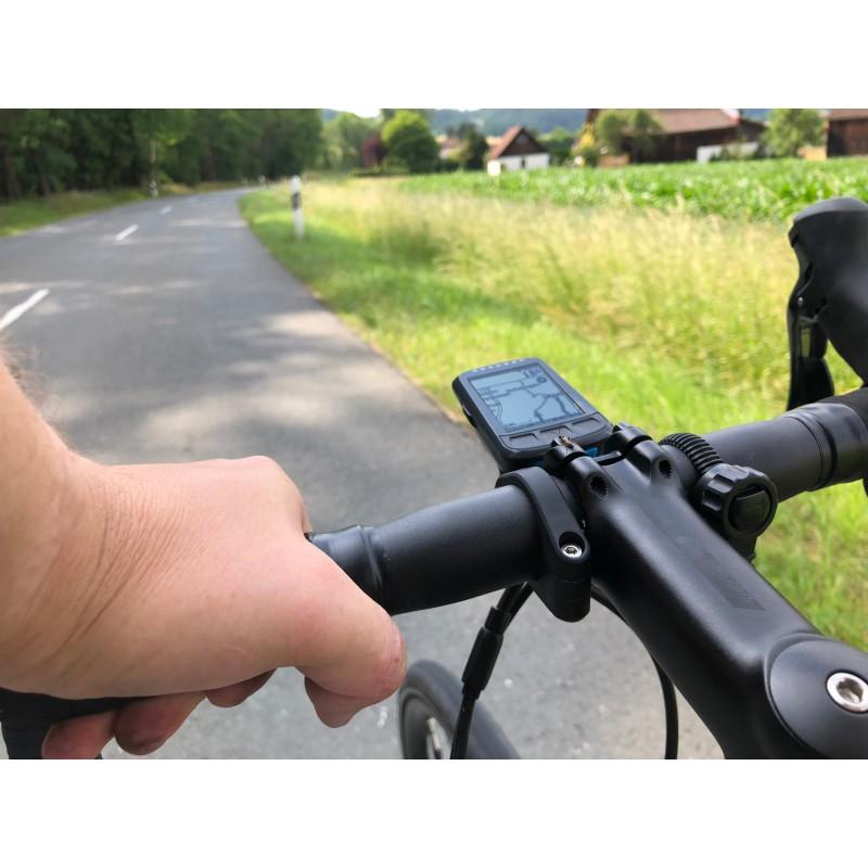 Tuotetta Wahoo - Elemnt Bolt GPS Bundle - Polkupyörätietokone koskeva kuva 1 käyttäjältä Tobias