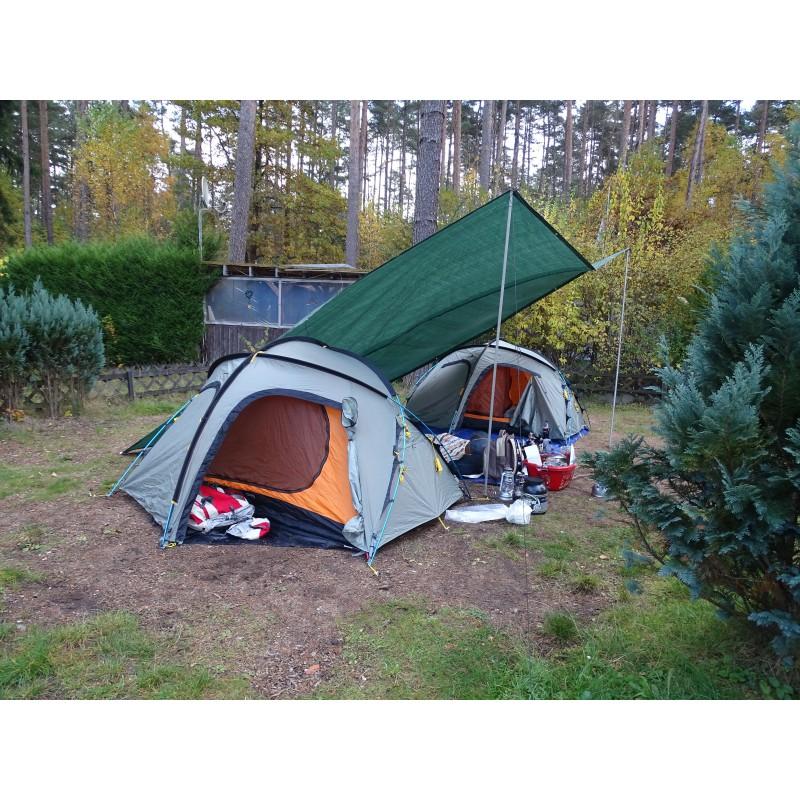 """Tuotetta Wechsel - Forum 4 2 """"""""Travel Line"""""""" - 2 hlön teltta koskeva kuva 1 käyttäjältä Heiko"""