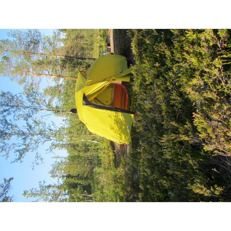 Tuotetta Wechsel - Precursor ''Unlimited Line'' - 4 henkilön teltta koskeva kuva 1 käyttäjältä Anne
