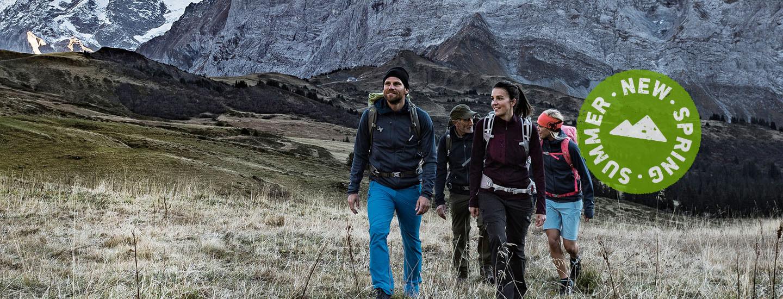 Hillwalking & trekking